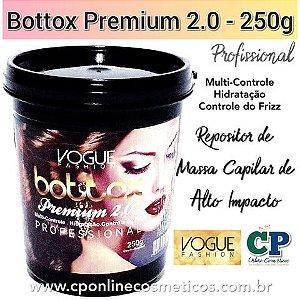 Bottox Premium 2.0 250g - Vogue Fashion