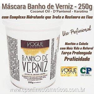 Máscara Banho de Verviz 250g - Vogue Fashion