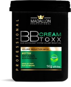 BBtoxx Cream s/ Formol 1kg - Madallon