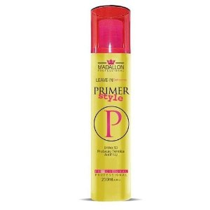 Primer Style Defrizante / Leave-in 250ml - Madallon