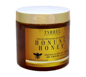 Máscara Mel Capilar Honung Honey 500g - Tyrrel Professional