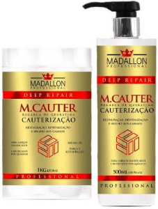 Kit Cauterização M.cauter - Madallon