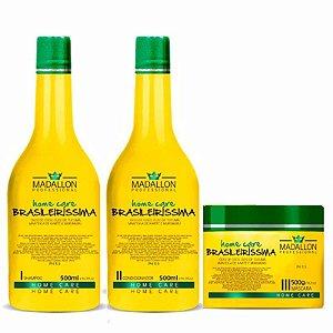Kit Home Care Brasileiríssima - Madallon