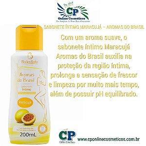 Sabonete Íntimo Maracujá 200ml - Bio Instinto