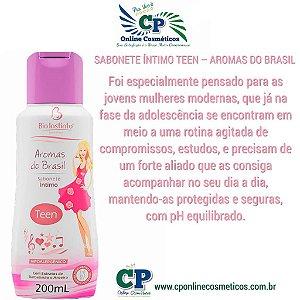 Sabonete Íntimo Teen 200ml - Bio Instinto