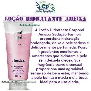 Loção Hidratante Corporal Ameixa 200ml - Fashion