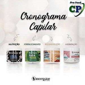 Cronograma Capilar - Morgane