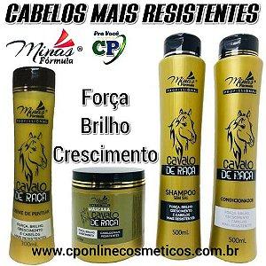 Kit Completo Cavalo De Raça - Minas Fórmula