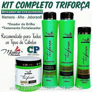 Kit Completo TriForça - Minas Fórmula