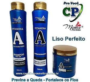 Kit Vitamina A - Minas Fórmula