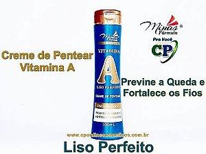 Creme de Pentear Vitamina A 300ml - Minas Fórmula