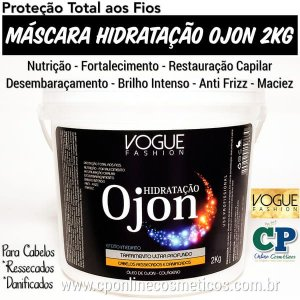 Máscara Ultra Profunda Ojon 2kg - Vogue