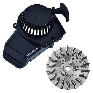 Kit Partida Plástico + Magneto 49cc