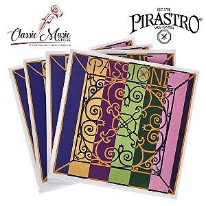 Encordoamento Para Violino Pirastro Passione