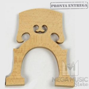 Cavalete Para Violoncelo Cello 4/4 Corte Belga Otima Qualid.