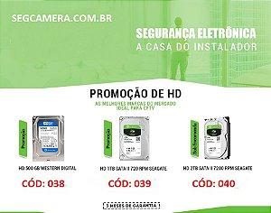HD Especial Para CFT na Promoção