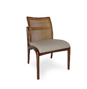 Cadeira Nice em Madeira com Telinha