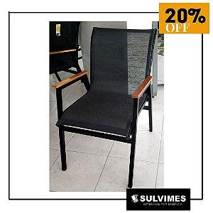Cadeiras Itapoá 04 peças para Área Externa