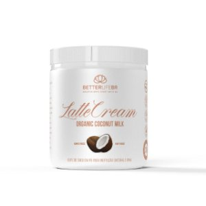 Latte Cream Coconut 200g - Betterlife