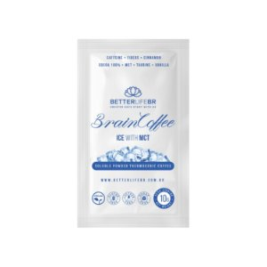Brain Coffee Ice Sachê 10g - Betterlife
