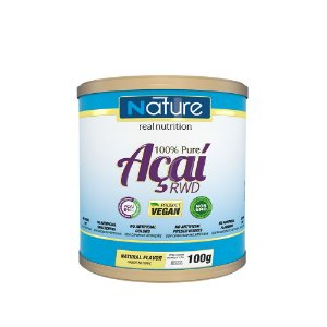 Açaí Pure RWD 100g - Nature