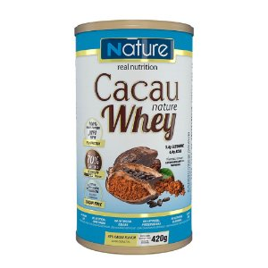 Cacau nature whey 70% 420g - Nature