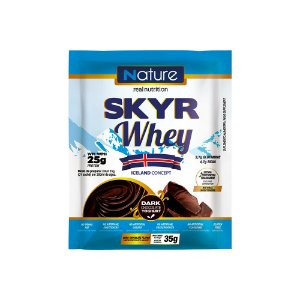 Skyr Whey Sache 35g Dark Chocolate - Nature