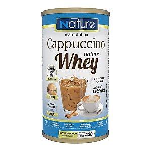 Cappuccino Nature Whey 420g - Nature