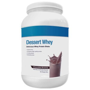 Dessert Whey 907g Chocolate Brownie - Ultimate Nutrition