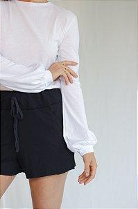 Camiseta bufante White