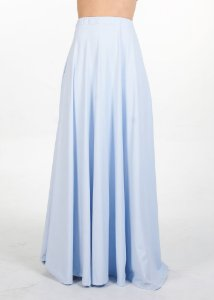 Saia Longa Godê Azul Serenity