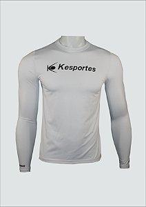 Camiseta Segunda Pele Branca