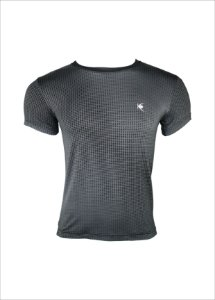 Camiseta confort black