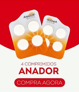 ANADOR 4 COMPRIMIDOS