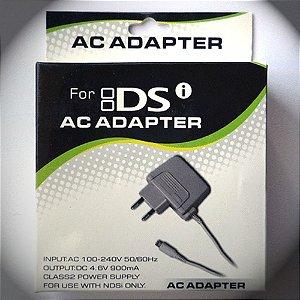 Fonte Carregador Nintendo DS 2DS e 3DS - Bi-volt