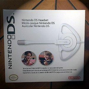 Headset para Nintendo DS - Original