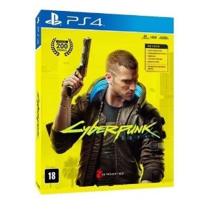 Cyberpunk 2077 - Box PS4