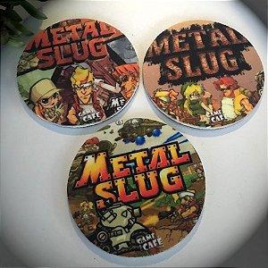 Porta-copos/objetos do Metal Slug