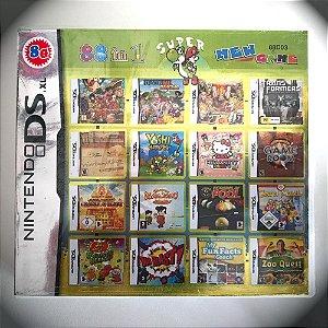 Super 88 jogos em 1 para Nintendo DS, 2DS ou 3DS