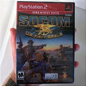 Socom - US Navy Seals - PS2