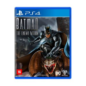 Batman - The Enemy Within - PS4