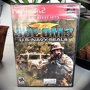 Socom 3 - US Navy Seals - PS2