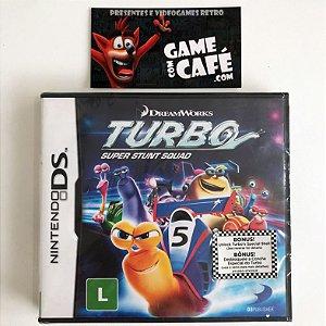 Turbo - Super Stunt Squad - Nintendo DS 2DS 3DS