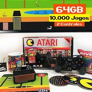 MINI Atari Retro + Mini Cartucho