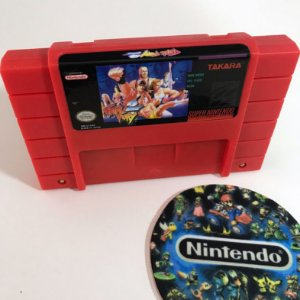 Fatal Fury 2 - Super Nintendo