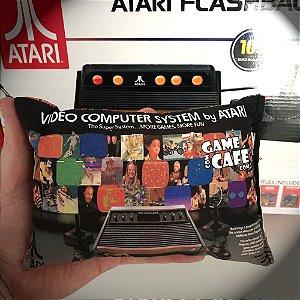 Mini Almofada Atari Pac-Man