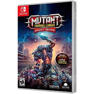 Mutant Football League - Dynasty Edition - Nintendo Switch