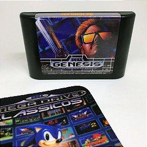Cartucho Technocop - Mega Drive