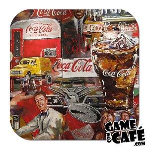 Porta-Copo Coca-Cola C04