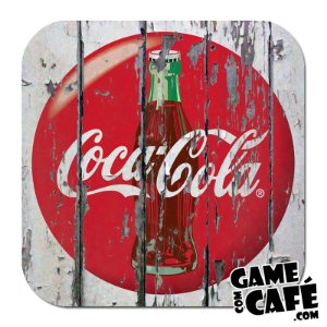 Porta-Copo Coca-Cola C06